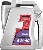 Fastroil Force Ultra High Performance Diesel (UHPD) 10W-40 API CI-4